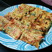 Sriwanti's vegetable pancake