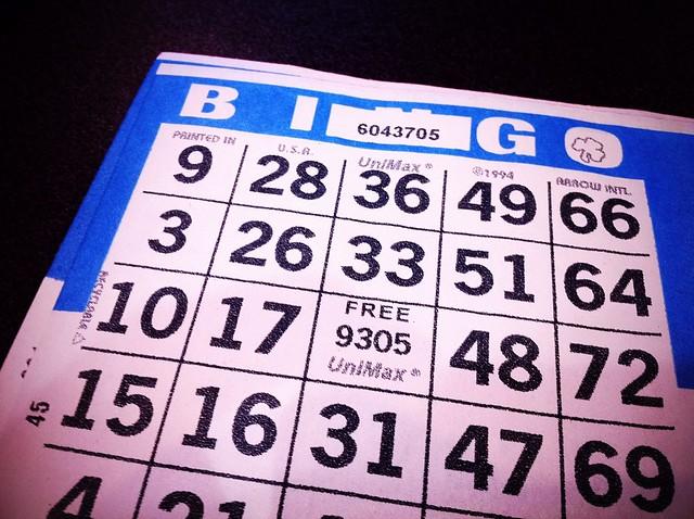 Foxwoods casino ct bingo schedule