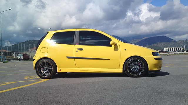 Fiat Punto HGT 1.8 16V | Flickr - Photo Sharing!