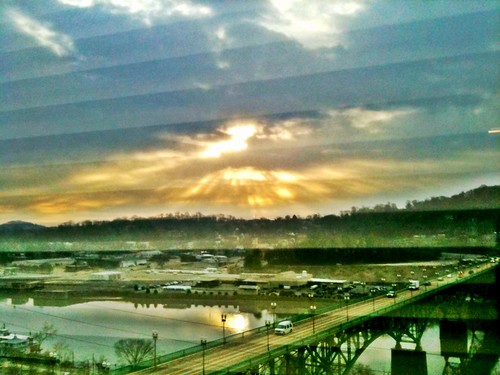 sunrise hdr iphone southknoxville