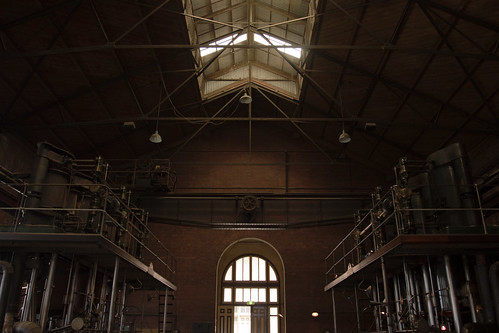 Scienceworks - Pumping Station