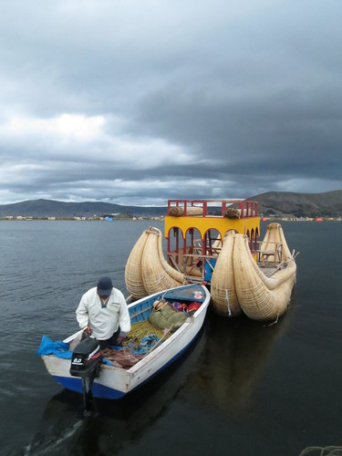 Puno and the Uros Floating Islands