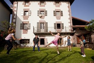 Turismo en Navarra. Foto: Patxi Uriz.