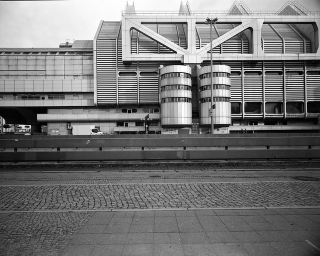 ICC Berlin 8X10 Selbstbau