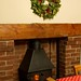 how to make a natural christmas wreath