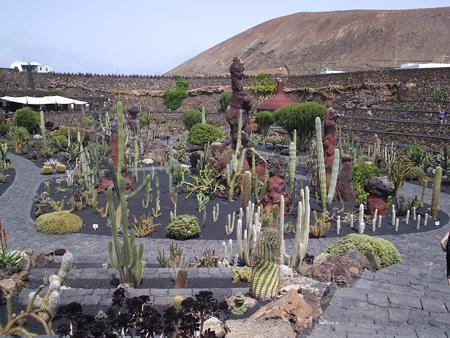 Jardín de captus