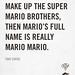 Mr. Mario Mario by phildesignart