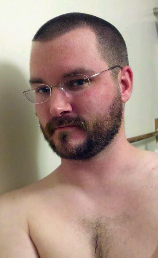 Hairy bears in shower — img 1