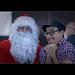 Santa arrives at Help Portrait Brisbane 2010 by Sean Kelly Aus