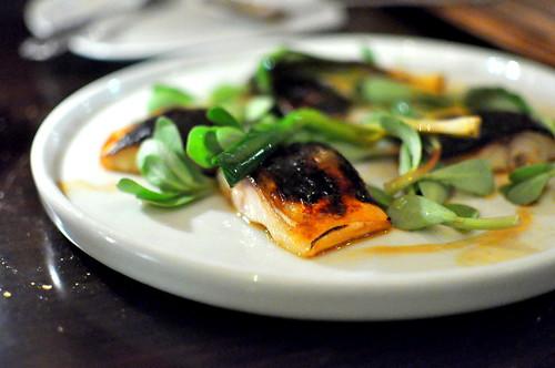 Ludo bites 6 0 at max sherman oaks gastronomy for Fish dish sherman oaks