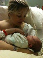 Stella Condesa, born 12.6.10 @ 3:24pm