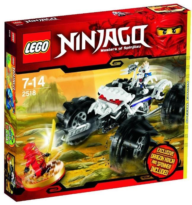 LEGO NinjaGo 2011 - 2518