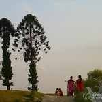 Walking in the Park Near Pashupatinath - Kathmandu, Nepal