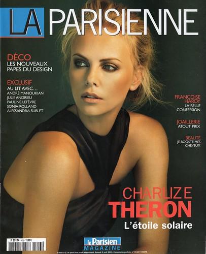 La Parisienne - April 2010