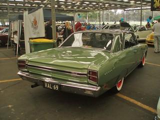 1969 Chrysler VF Valiant Regal hardtop