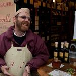 Vinegar Tasting at the Naschmarket - Vienna, Austria