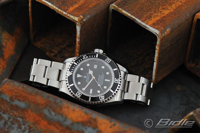 Rolex Seadweller 01