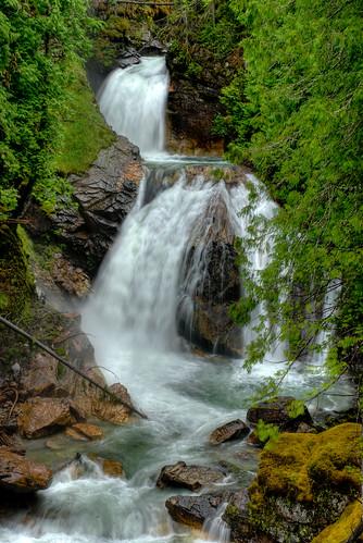 bc britishcolumbia waterfalls googleearth hdr westcoastvacation 93793499n00
