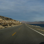 U.S. 95 at Walker Lake (2)