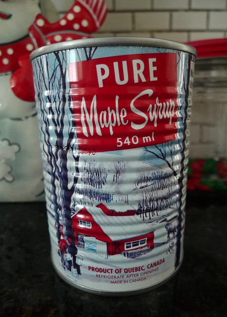 Pure Maple Syrup Candle
