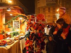 【Hungary】ブタペストのクリスマスマーケット♪