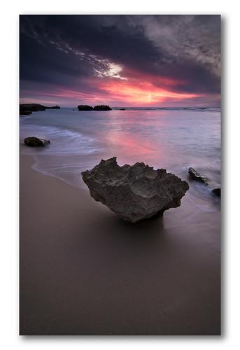 "sunset seascape beach australia western trigg westeraustralia platinumheartaward ""flickraward"""