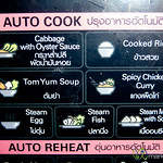 Do Your Microwave Auto Cook Settings Look Like This?