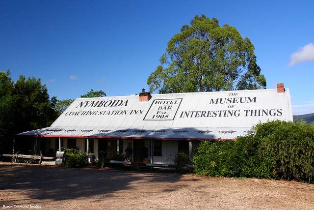 Nymboida Coaching Station Inn - Nymboida, NSW