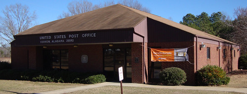 Post Office 35592 (Vernon, Alabama)