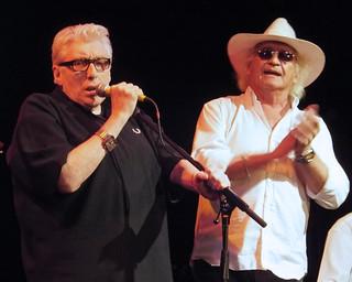 Chris Farlowe and Wayne Fontana Solid Silver 60's show