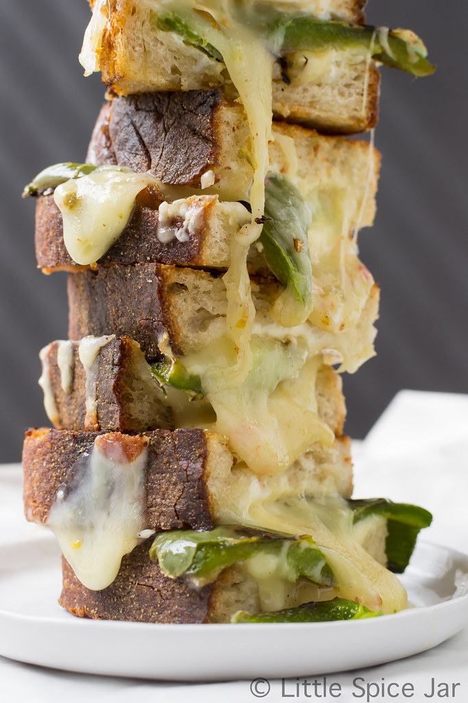 ... pepper jack grilled cheese sandwich will have you hooked on this