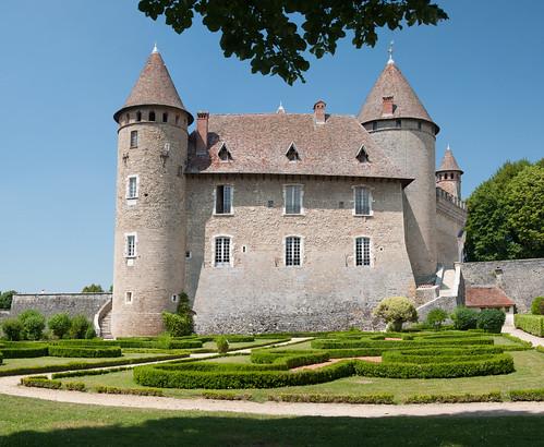 Silhouette médiévale