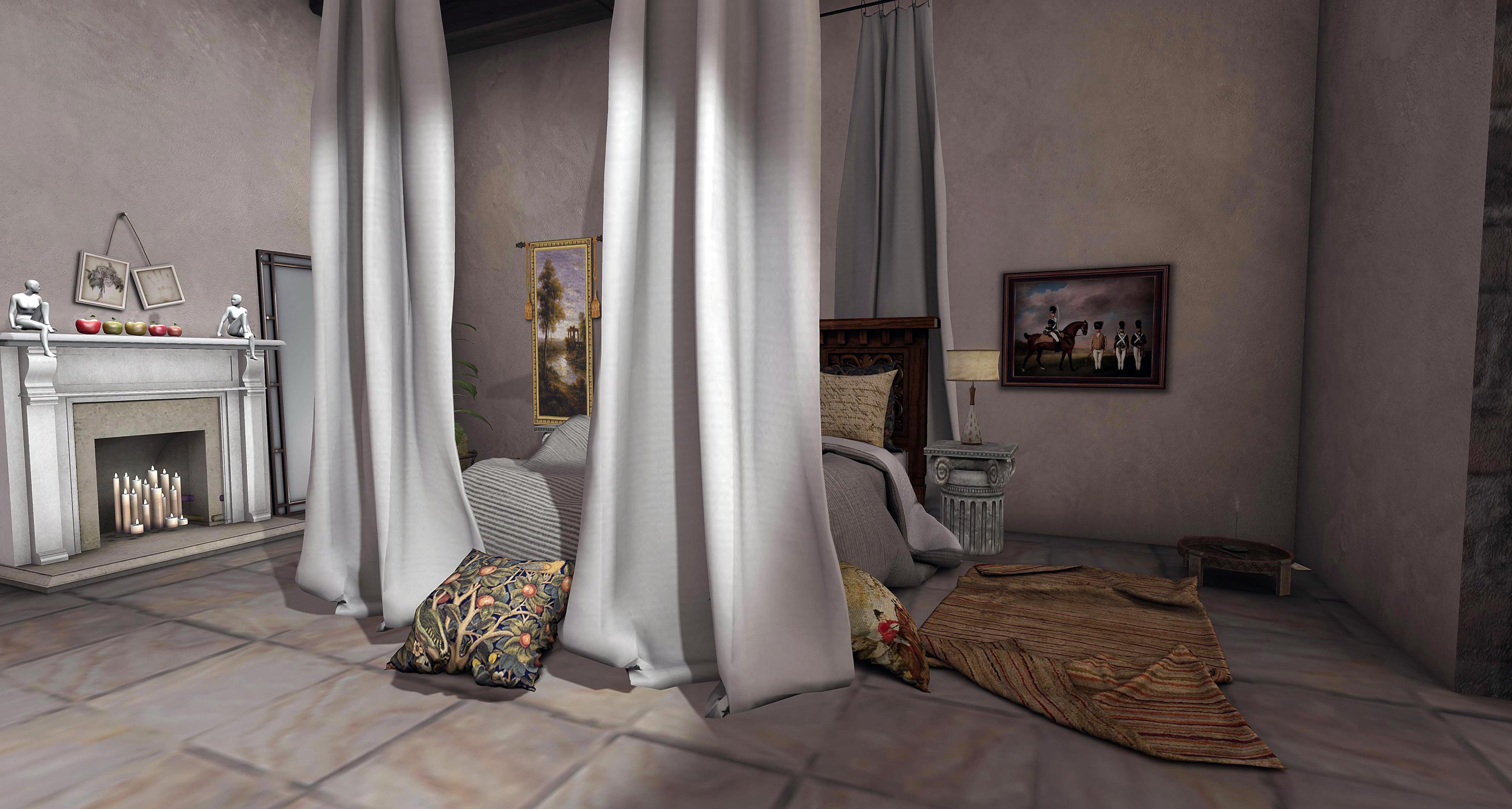 Trompe Loeil – The Cortona Villas