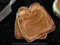 Pecan Butter Toast