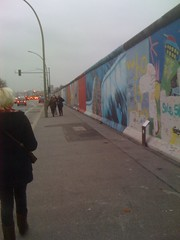 Becky and the Berlin Wall