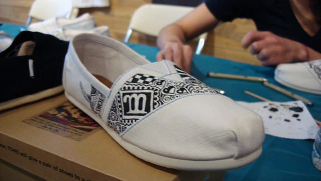Toms Shoes And Baby Boomers