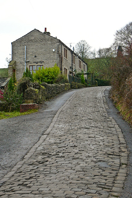 Cobbles Penny Hill Stainland Explore Tim Green Aka