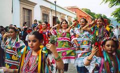 Mexické zastavení 6Oaxaca, město yaa a saa.
