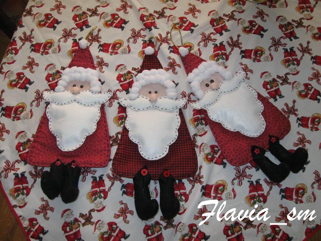 Flávia 034/Papai Noel