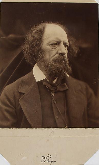 Header of Alfred Tennyson