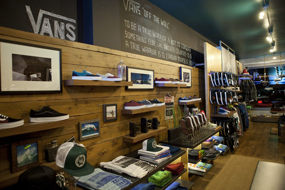 Vans by Thalia Surf Shop Opening  db78009c485