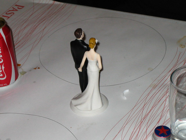 Naughty Wedding Cake Topper Flickr Photo Sharing