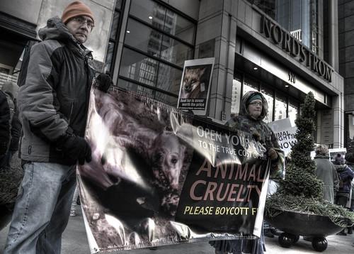 Chicago Fur Free Friday 2010