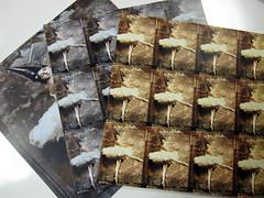 Wizard Ballet Steampunk Scrapbook Paper 2
