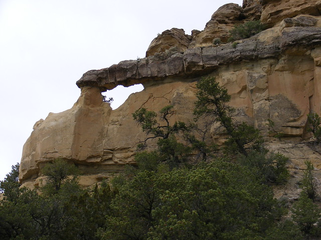 New Mexico Natural Arch NM-184