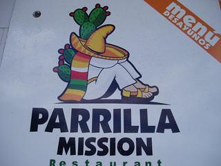 Parrilla Mission