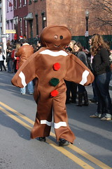 GINGERBREAD MAN by MIKECNY