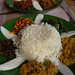 Vegetarian Newari Food - Pokhara, Nepal