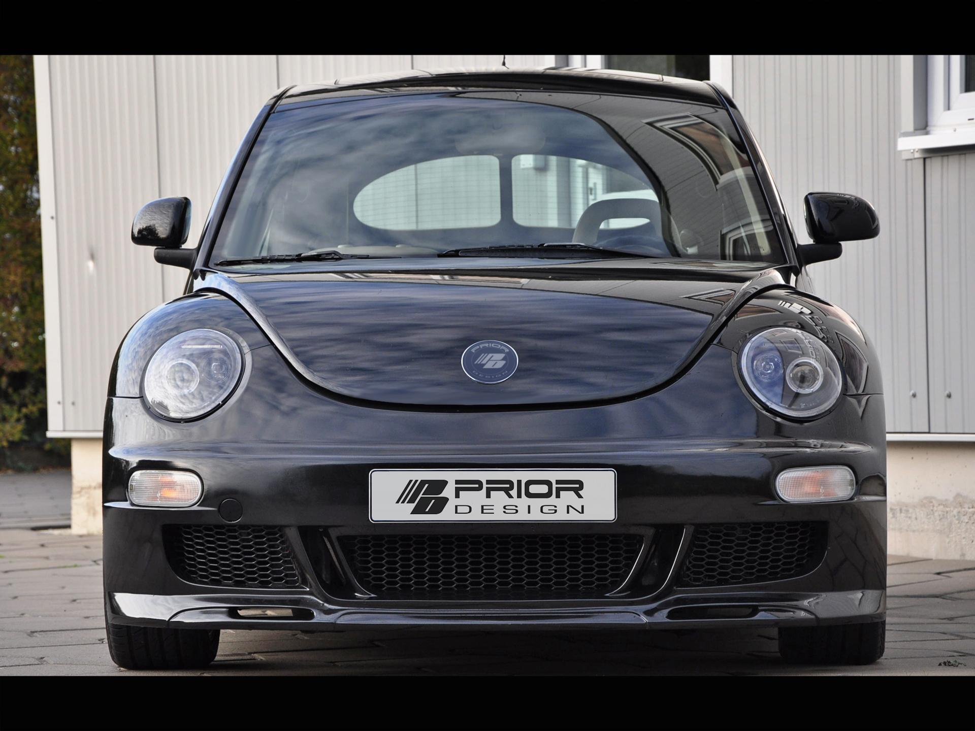 prior design vw new beetle gt3 front bumper body kit. Black Bedroom Furniture Sets. Home Design Ideas