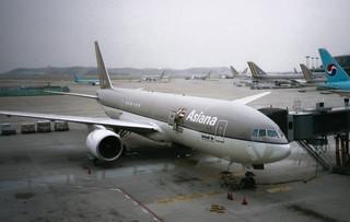 아시아나항공 韩亚航空 Asiana 331